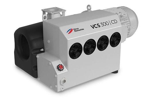 Elmo Rietschle VCS 300 Oil Lubricated Rotary Vane Vacuum Pump by Gardner