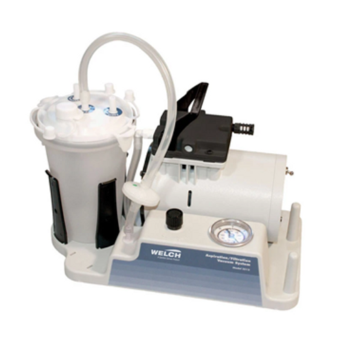 Welch WOB-L Fluid Aspiration System 2515 Piston Pump