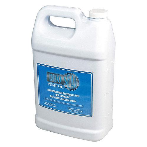 Welch DuoSeal Pump Oil - 1 Gallon