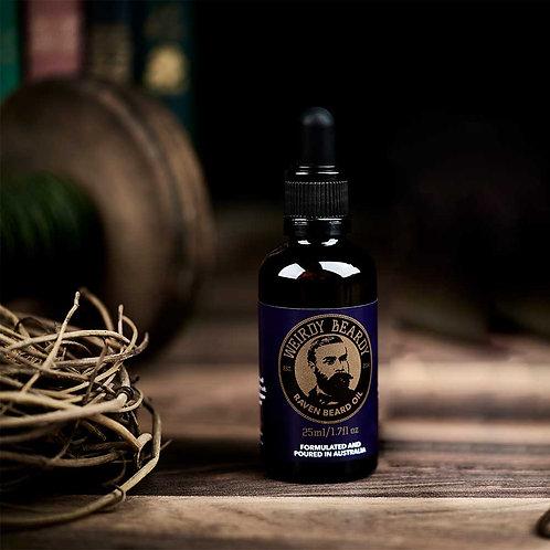 Weirdy Beardy Raven Beard Oil 25ml