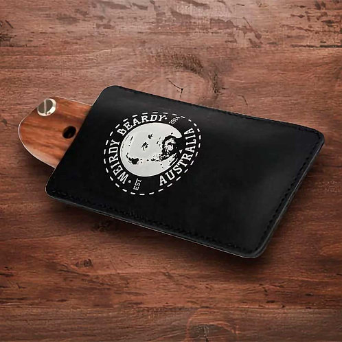 Weirdy Beardy Leather Case
