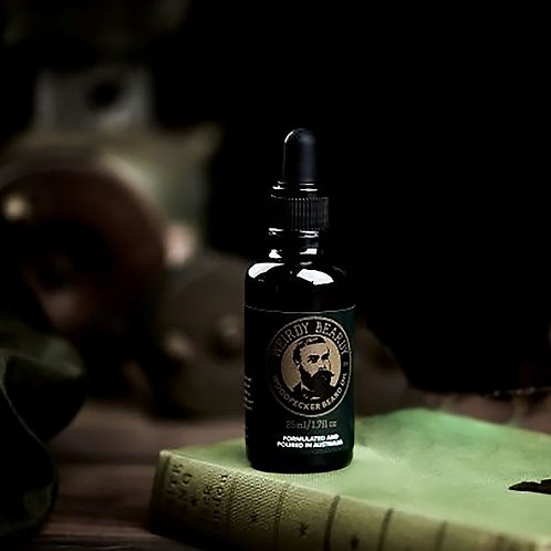 Weirdy Beardy Woodpecker Beard Oil 25ml