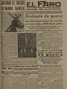Año 1948 - Faro de Ceuta 1/1