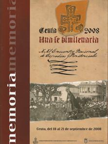 ENCUENTRO NACIONAL DE HERMANDADES DE PENITENCIA 2008