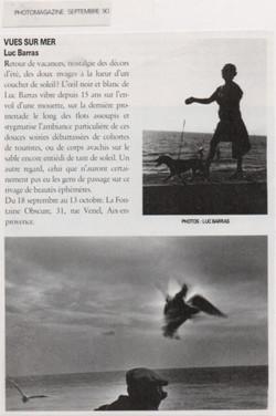 Vues sur mer 1990