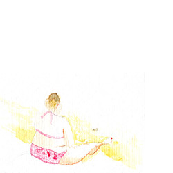 028 La dame au bain original