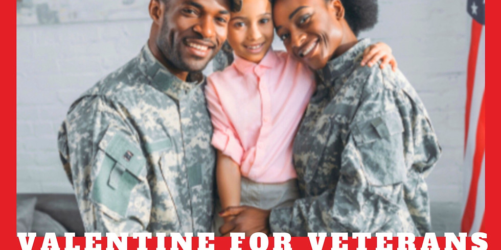 Valentines for Veterans