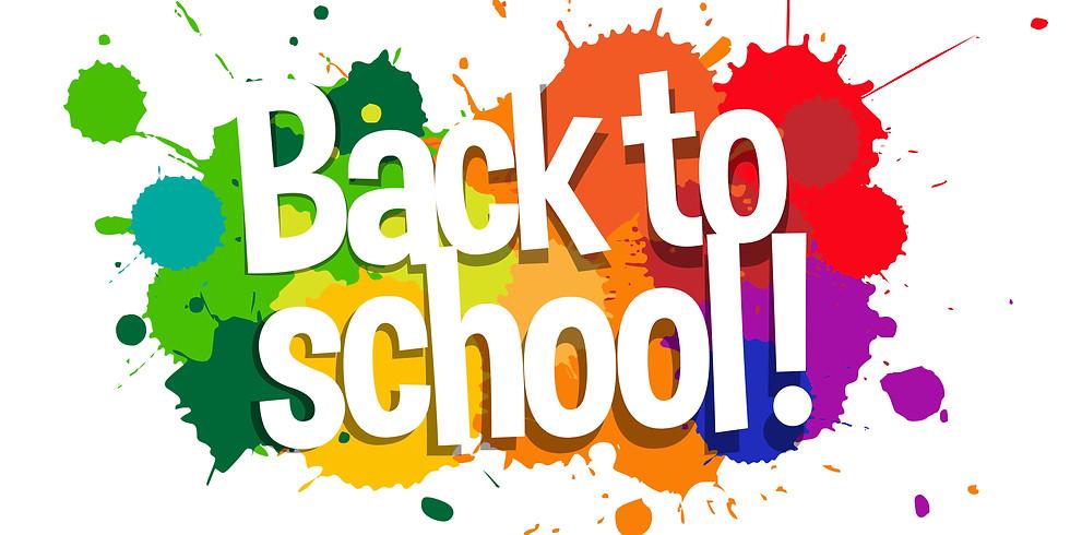 Kid's Talk- Going Back to School...Virtually