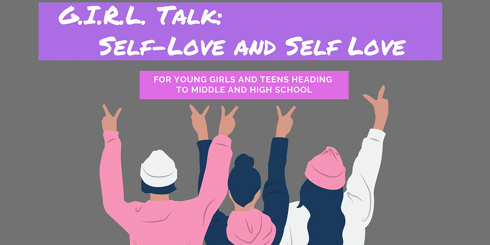 Self-Love and Self Care: Mom and Daugther Virtual Girl Talk