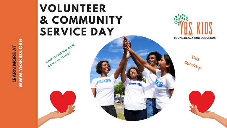 Community Giving Day Event