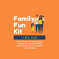 Covid- Family Fun Kit