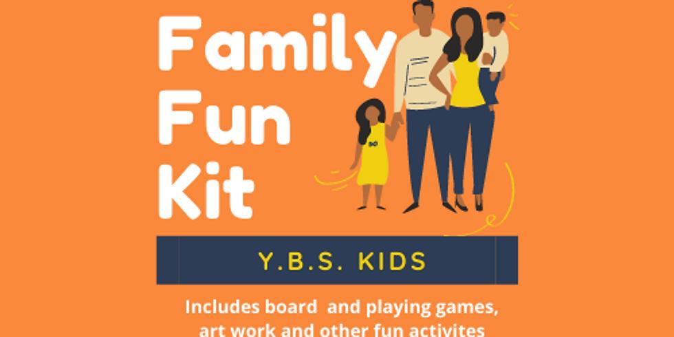 Covid-19 Family Fun Kit