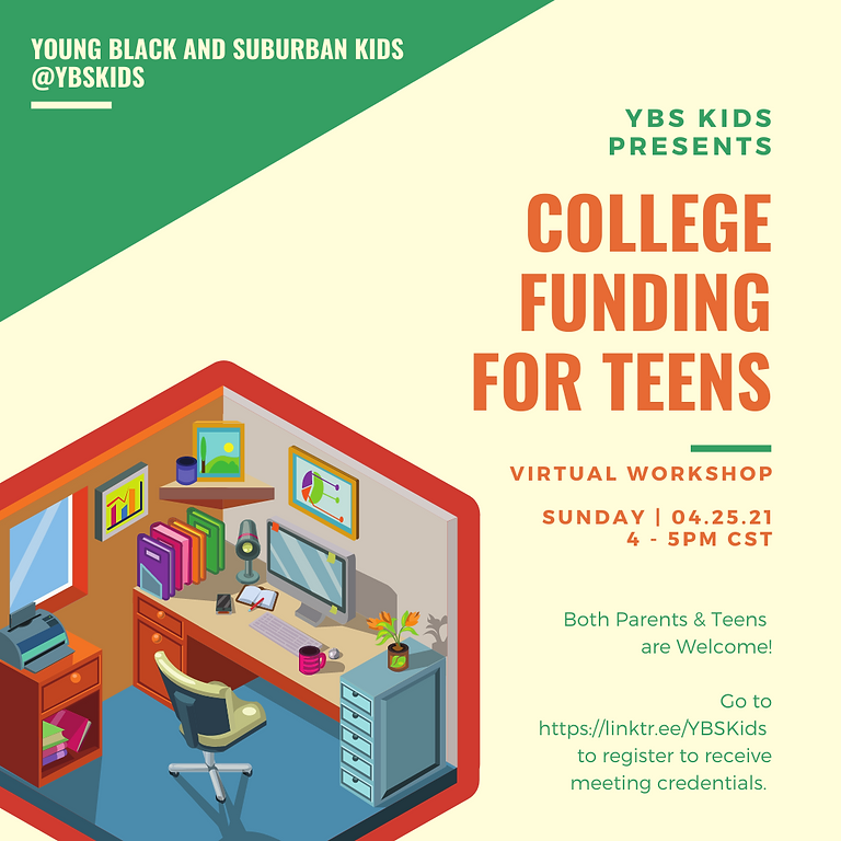 COLLEGE FUNDING FOR TEENS