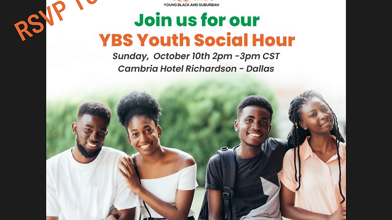 YBS Youth Social Hour