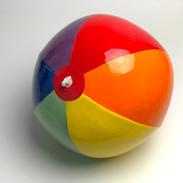 Ceramic Beachball C1