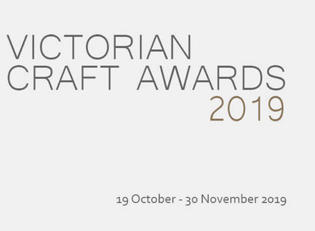 Victorian Craft Award