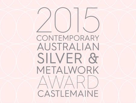 Contemporary Australian Silver and Metalwork Award