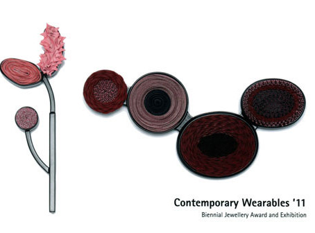 Contemporary Wearables Touring Exhibition