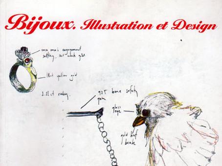 Bijoux ; illustration et design