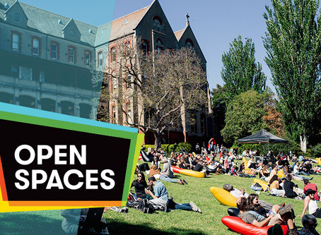Open Spaces, Abbotsford Convent