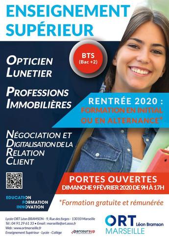 Ecole ORT | Marseille (13)