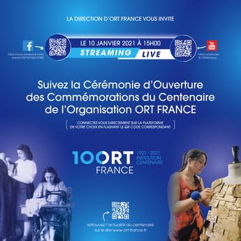 Réseau ORT France