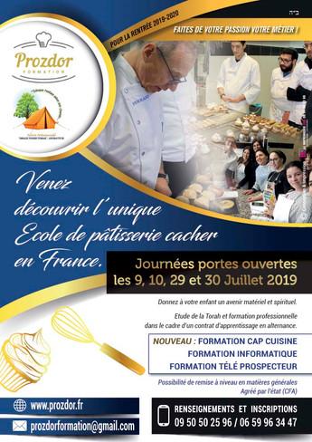 Prozdor Formation | Paris (75)