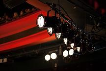Luces de teatro