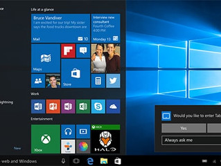 5 Reasons to upgrade to Windows 10 right now.