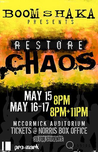 Restore Chaos
