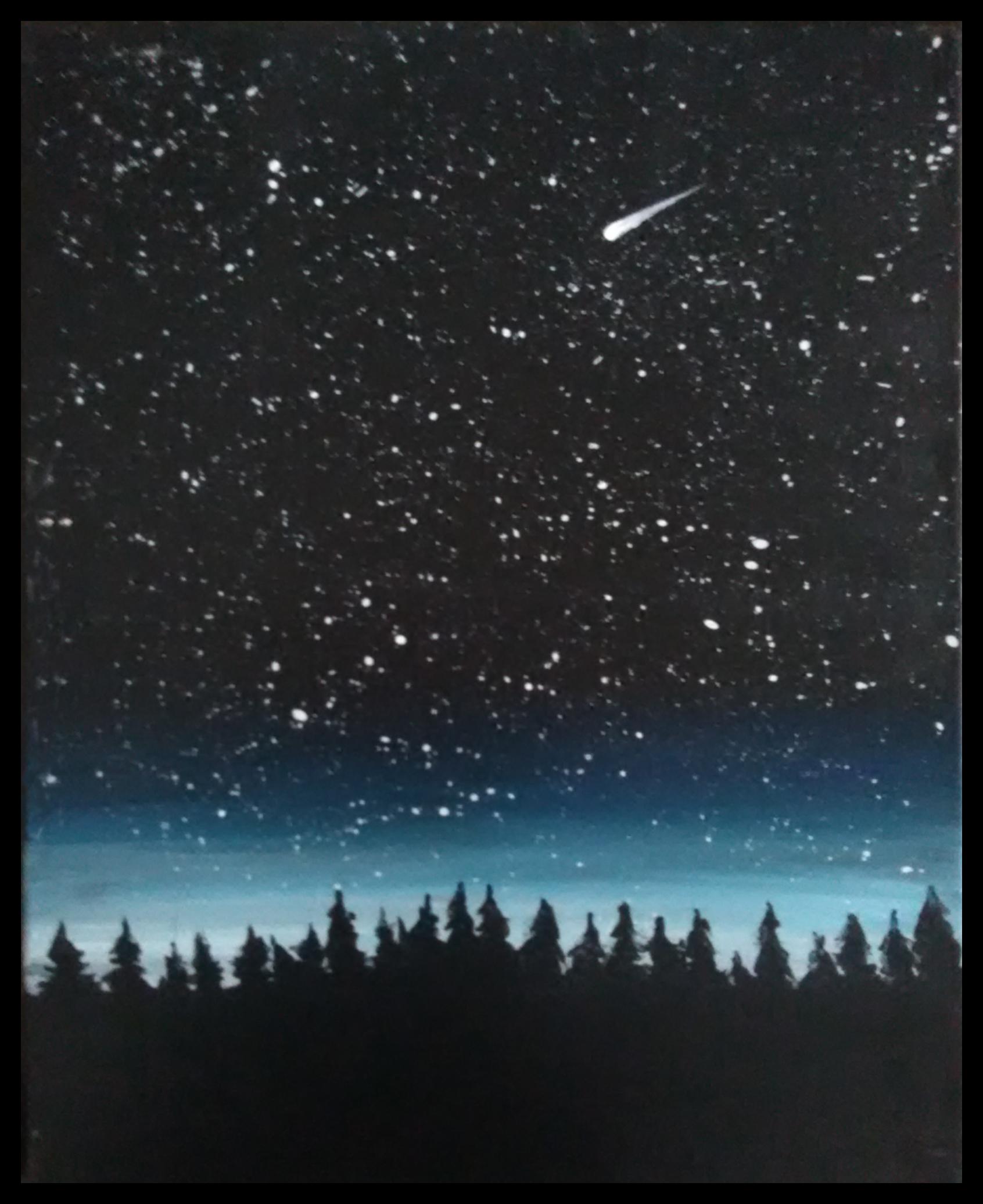 Easy Night Sky
