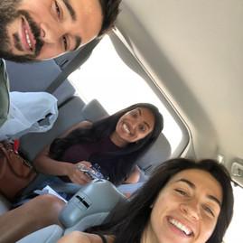 Letterkenny, Ezio Bondi & Nadine Bhabha