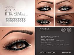 iLiner Eyeliners ADDON