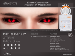Ultimate Pupils Pack - PU01B Xtreme Pack B