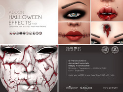 Halloween Effects ADDON