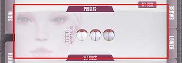 Smart HUD - Teeth Presets.png