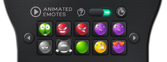 ANIMATED EMOTES