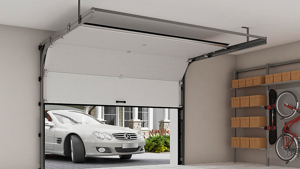 Ворота секционные гаражные DoorHan RSD01LUX 2400х2200