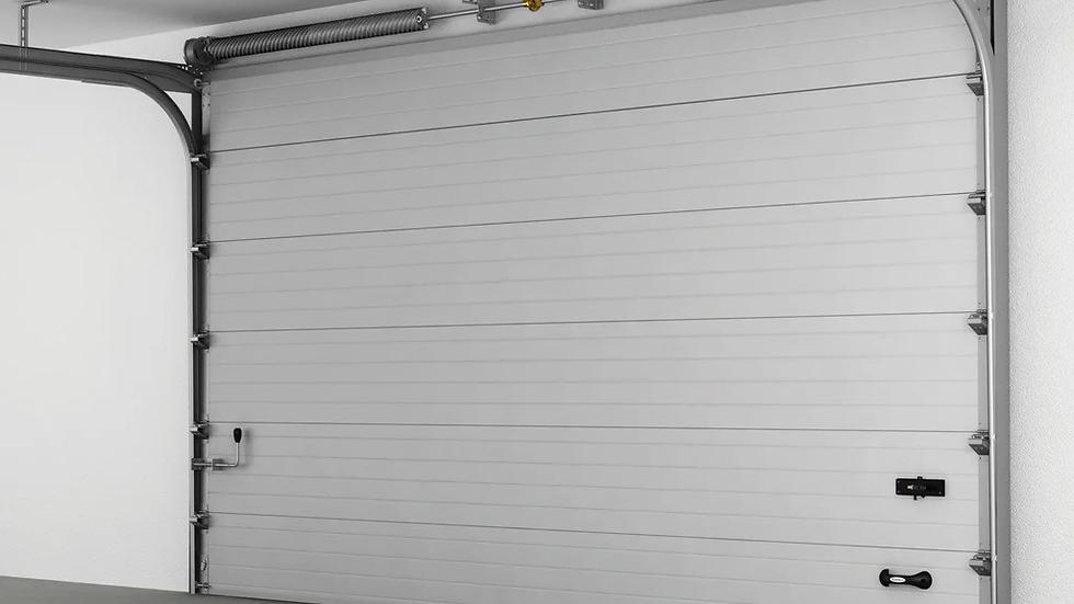 Ворота секционные гаражные DoorHan RSD02LUX 3000х3000