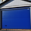 Thumbnail: Секционные ворота Алютех 2750х2125 мм