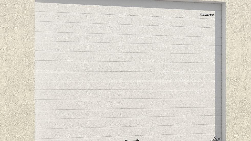 Ворота секционные гаражные DoorHan RSD01LUX 2750х2250