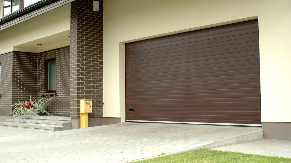 Ворота секционные гаражные DoorHan RSD01LUX 3000х2250 с электроприводом