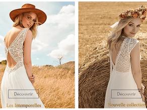 Trouvez la robe de mariée de vos rêves ?