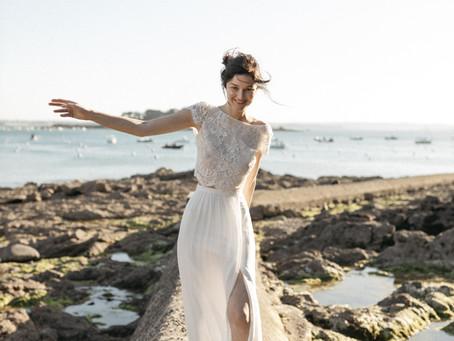 Rappel des mesures sanitaire à respecter dans notre boutique de robes de mariée en Haute-Garonne