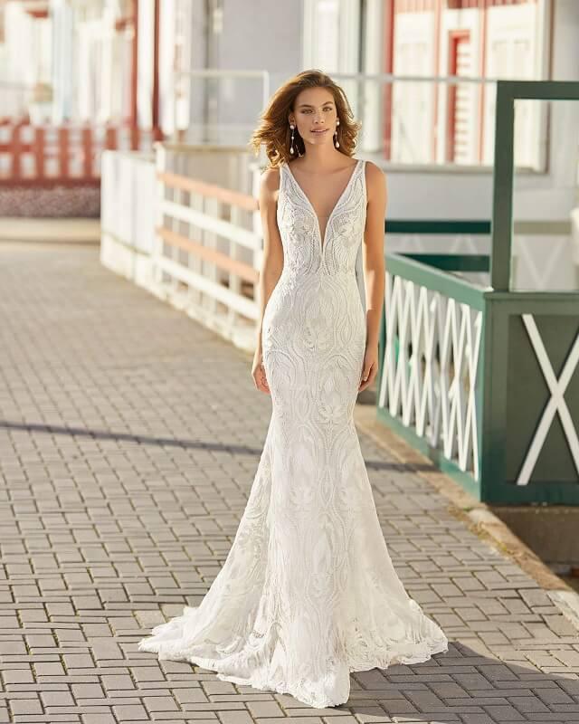 Collection 2021 Rosa Clara | boutique robes de mariée Haute-Garonne