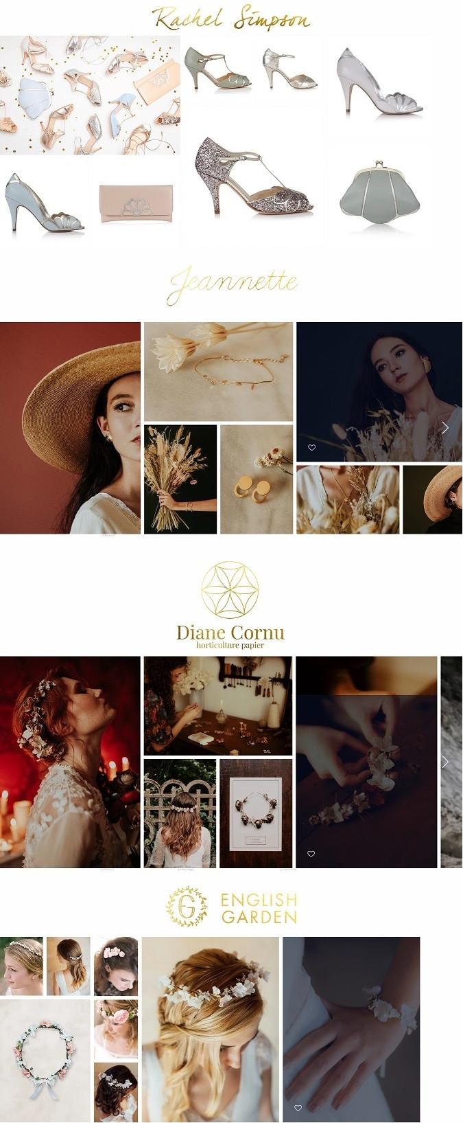 accessoires mariée robe de mariée toulouse plumetis rachel simpson jeannette diane cornu