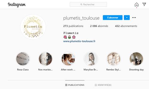 L'instagram de Plumetis | Plumetis, Robes de Mariée à Toulouse & accessoires pour mariées |
