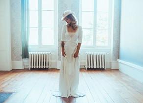 Nous vous attendons dans notre boutique Plumetis, robes de mariée à Toulouse