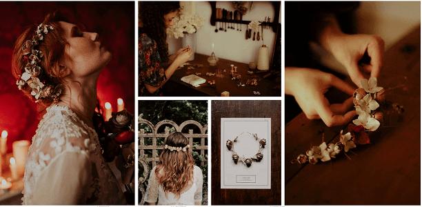 Plumetis, robes de mariée | Accessoire |