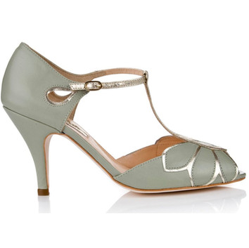Chaussures Mimosa Mint Plumetis Toulouse